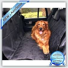 car seats car seat pet dog cover hammock waterproof travel cat rear back luxury for