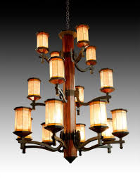 mission style lighting lamp fixtures company antique style chandelier mission