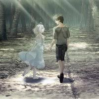 anime holding hands and walking. Simple Walking Holding Hands Love Anime Photo Couple Walking And  Normal_special2010057jpg In Anime Holding Hands And Walking E