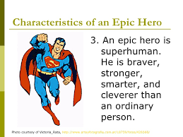 Characteristics Of A Superhero Epic Hero Characteristics