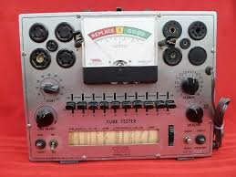 Manual Eico 667 Tube Tester Charts Updates Choose Roll