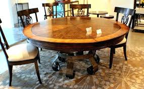 round expanding dining table round expandable dining table expandable farmhouse dining table plans