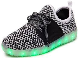 Big Kids Light Up Shoes Amazon Com Sweeting Led Light Up Shoes 11 Colors Flashing