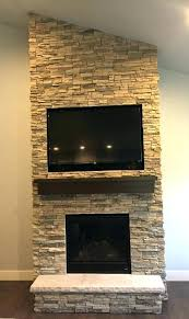 refacing a brick fireplace with stone veneer fireplace refacing cost red brick fireplace makeover ideas how