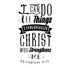 Image result for philippians 4 13