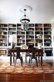 white office bookcase. I Also Love This Look Of Two Bookcases On The Ends With An Open Space For A  Mirror Or Art In Middle. A Major Plus Arrangement Is That It White Office Bookcase