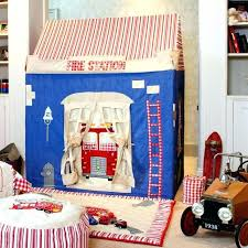 deluxe fire station playhouse wooden kidkraft hometown heroes play set rescue fir