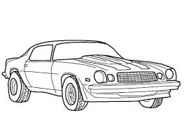 Small Picture Muscle Car Coloring Pages 26493 Bestofcoloringcom