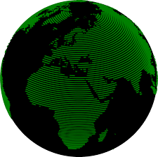 Animated Film Earth Computer Animation Video Map Free Commercial