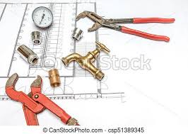 Plan Plumber And Wrench