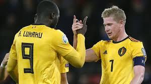 """Die bisher größten erfolge der """"rote teufel genannten belgischen mannschaft waren der olympiasieg 1920. Fussball Em 2020 Belgien Als Erstes Team Qualifiziert"""