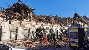 Croatia Hit by Earthquakes for Second ...