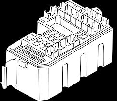 5460190_3 2008 mazda tribute fuse box,tribute wiring diagrams image database on 2002 mazda protege headlamp wiring diagram