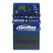 shop amazon com guitar loopers samplers digitech jmsxt jamman solo xt stereo looper phrase sampler pedal