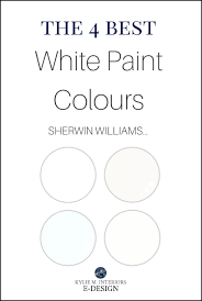 sherwin williams best white paint colours cabinets trim walls kylie m e design color consulting expert