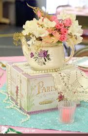Best 20+ Tea Party Centerpieces Ideas On Pinterest | Teacup throughout Tea  Party Centerpieces