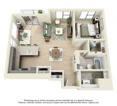 One Bedroom Apartments Denver