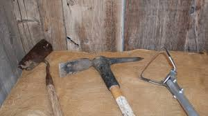 types of antique hammers. how to choose right hoe - gardening tools different types of antique hammers