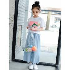 Giảm ₫123,600] Set đồ thời trang 2020 cho bé gái 13-12 tuổi - tháng 9/2021  - BeeCost