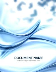 Cover Page Template Word 2007 Free Download Free Cover Page Templates For Word Word Cover Page Templates Free