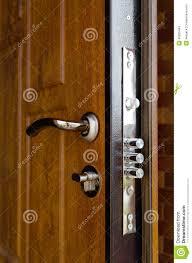 front door securitytriplecylindersnewhighsecuritylockinstalledwoodenfront