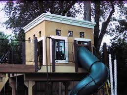 Surprising Tree House Plans For Kids In Designer Design And Designs
