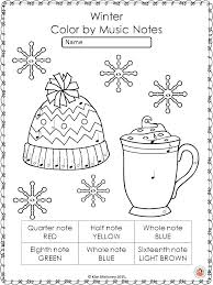 Free Printable Music Notes Coloring Pages Music Coloring Sheets Free