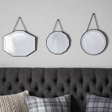 full size of bathroom impressive hanging wall mirror 8 bright and modern home decor ideas set