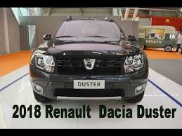 2018 renault duster unveiled. unique duster 2018 renault dacia duster with detailed specifications all new suv to renault duster unveiled