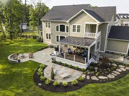 deck cost in your backyard landscape design
