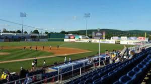 Nyseg Stadium Section 106 Row Q Home Of Binghamton Mets