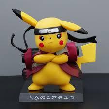 Mô Hình Nhân Vật Pikachu Trong Phim Pokemon