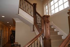 Custom Stair Railing Stair Railings Myrtle Beach Wilmington Murrells Inlet Conway