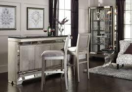 Farrah Silver Bar Set from Pulaski