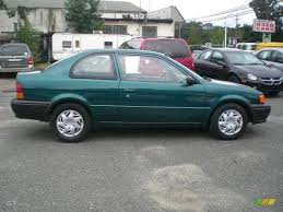 1997 Toyota Tercel - Information and photos - ZombieDrive