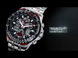 how eco drive works citizen watches eco drive how it works youtube
