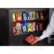 Vending Machine Supplies Chips Interesting 48 Column Snack Vending Machine Tabletop Snack Vending Machines