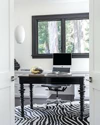 zebra cowhide rug black desk with black and white zebra cowhide rug zebra print cowhide rug