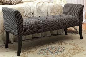 Padded Bench For Bedroom Upholstered Bench For Bedroom Youtube