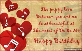 Beautiful Birthday Quotes For Lover