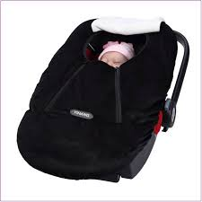 best infant car seat cover winter