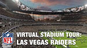 Oakland Raiders Seating Chart Proposed Las Vegas Raiders Stadium Virtual Tour Nfl