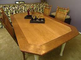How To Make Kitchen Table How To Build An Octagon Dining Table Hgtv