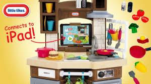 Little Tikes Outdoor Kitchen Little Tikes Cook N Learn Smart Kitchen Ipad App Recipes