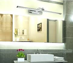 bathroom mirrors with lights above. Can Lights Over Bathroom Vanity Above Mirror Led Lighting With Mirrors O