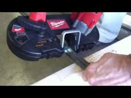 milwaukee m12 band saw blades. get quotations · milwaukee m12 band saw 2429 21xc vs hydraulic rebar cutter the best blades