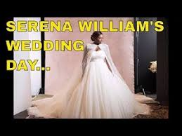 Wedding Plans Adorable SERENA WILLIAMS WEDDING TO ALEXIS OHANIAN INFORMATION ABOUT THE
