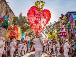 Disfruta de la Guelaguetza en línea: danza y música tradicional oaxaqueña |  Dónde Ir