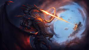 Fantasy Dragon 4k Ultra HD Wallpaper ...
