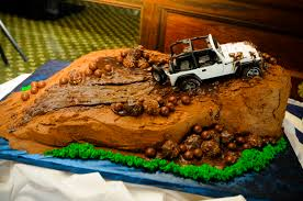 9 Jeep Cakes With Themes Photo Jeep Cake Jeep Birthday Cake And